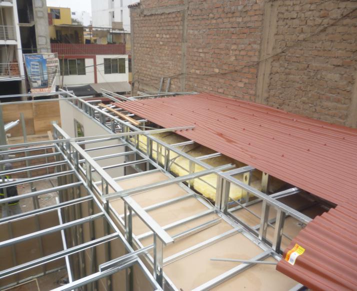 Pin cuartos en drywall 991562583 lima callao otros for Techos de drywall para dormitorios