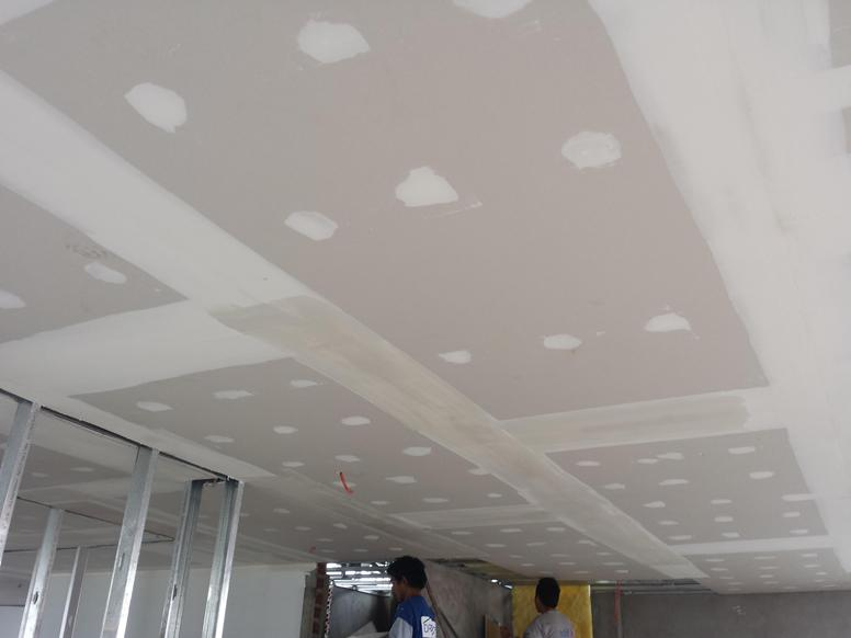 Techos de drywall techos drywall techos en drywall para for Techos en drywall modernos