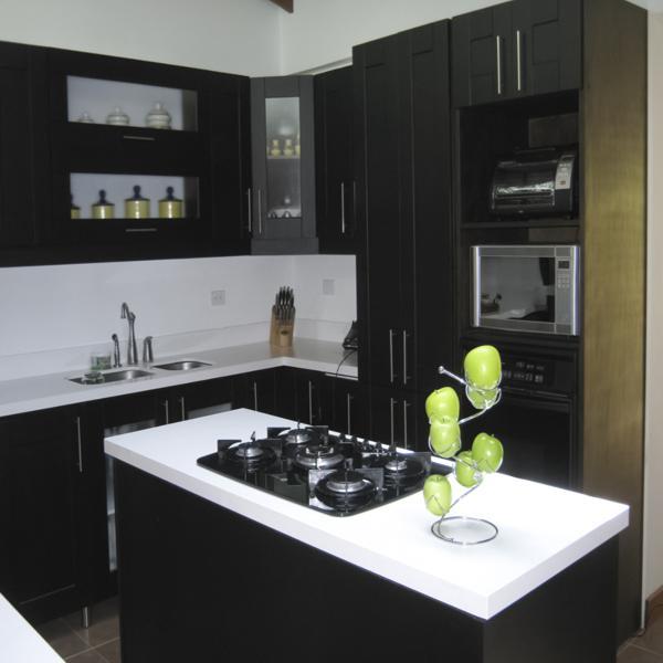 Cocinas en drywall en lima cocina drywall cocinas con for Techos de drywall para cocinas